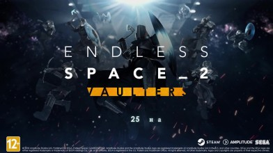 Endless Space 2 - Трейлер дополнения The Vaulters