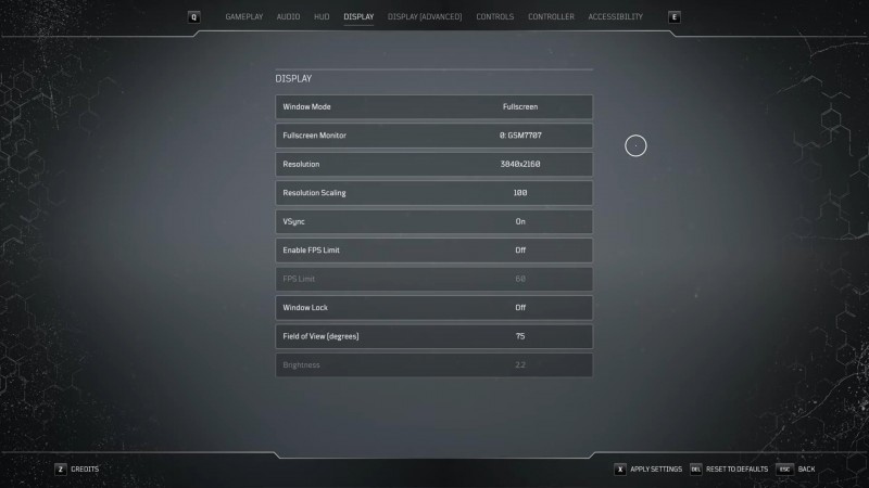 Обнародованы системные требования и настройки графики Outriders для ПК