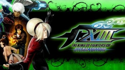 The King of Fighters 13 в Steam с 13 сентября