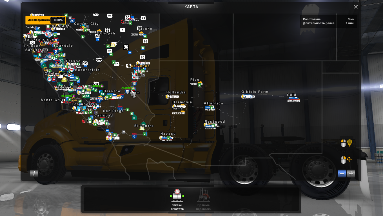 american truck simulator alaska