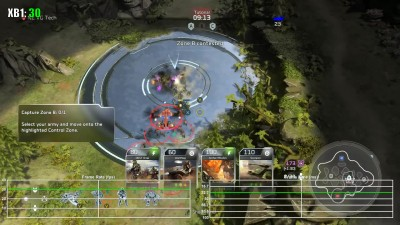 Halo Wars 2 Blitz Beta Xbox One Частота кадров
