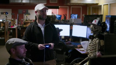 Анонсирующий трейлер документалки о разработке God of War