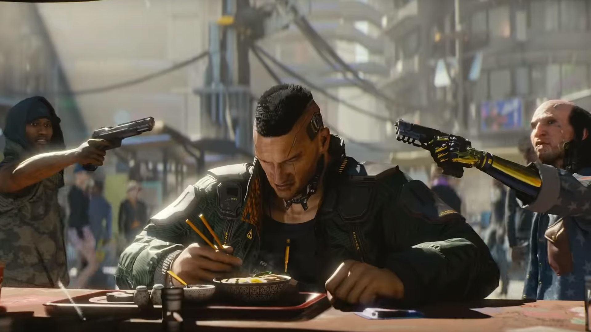 CD Projekt Red: Переработки необходимы для создания игр такого уровня, как The Witcher 3иCyberpunk 2077
