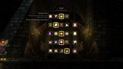 Обзор геймплея в новом ролике по Dark Devotion