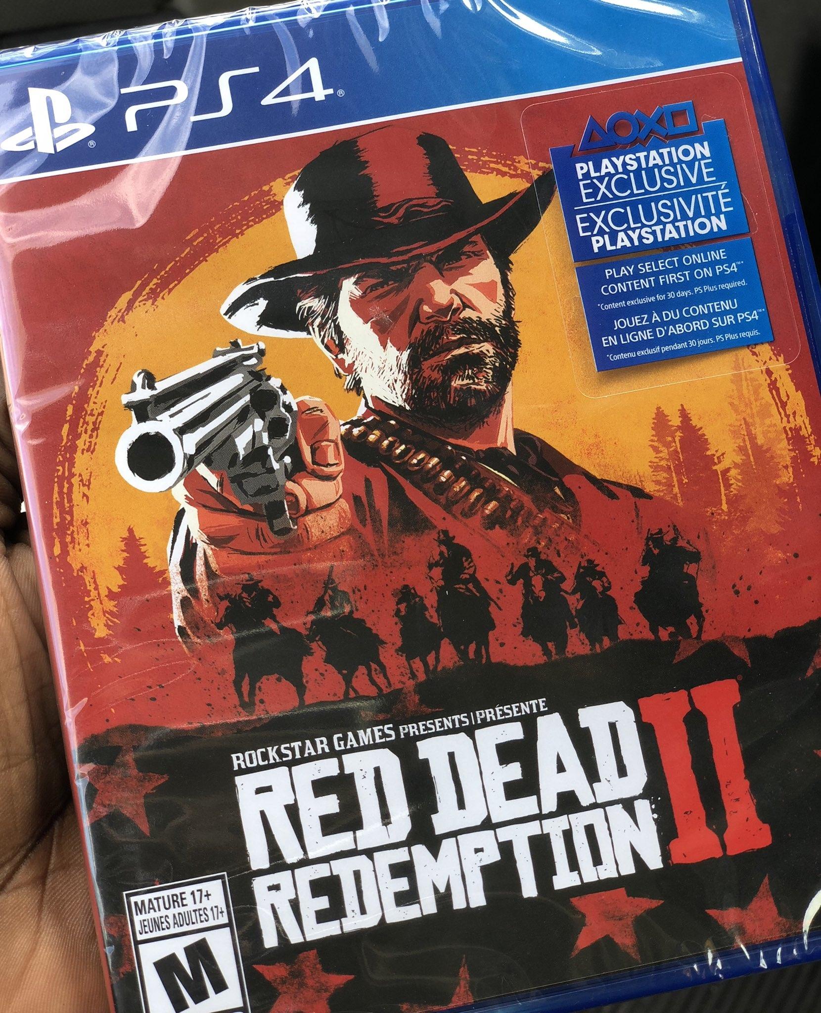 Смотрите предрелизный трейлер Red Dead Redemption 2— Последнее огромное ограбление