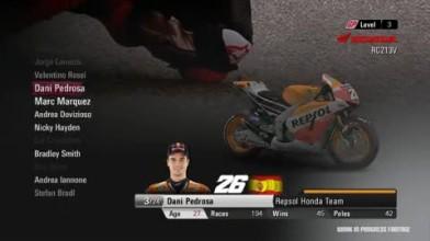 """MotoGP 13 """"Геймплейное видео"""""""