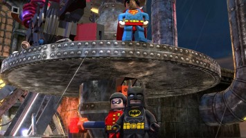 СКРИНШОТЫ [LEGO BATMAN 2: DC SUPER HEROES]