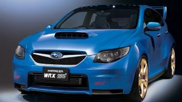 Subaru Impreza WRX STi Cosworth CS400