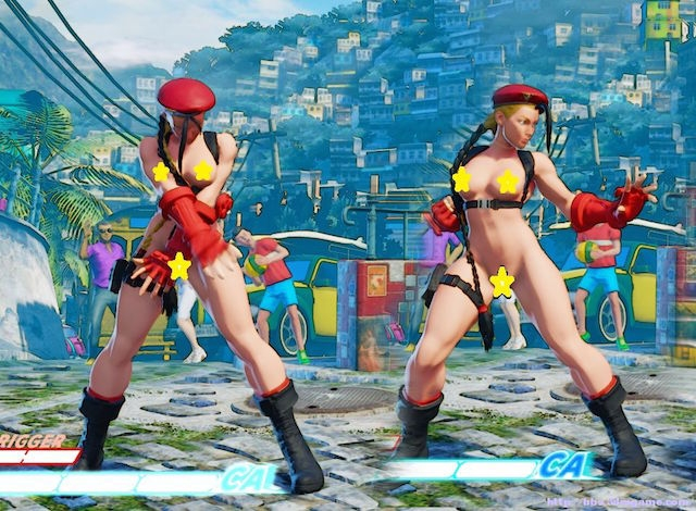 free-porn-street-fighter-ladies-naked-booty-fart