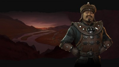 Civilization 6: Rise & Fall OST Preview - Mongolia Theme - Medieval