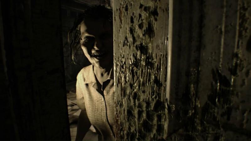 Кадр из Resident Evil VII