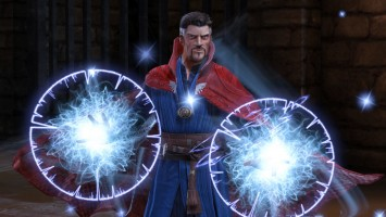 Вышел Marvel's Doctor Strange Pack