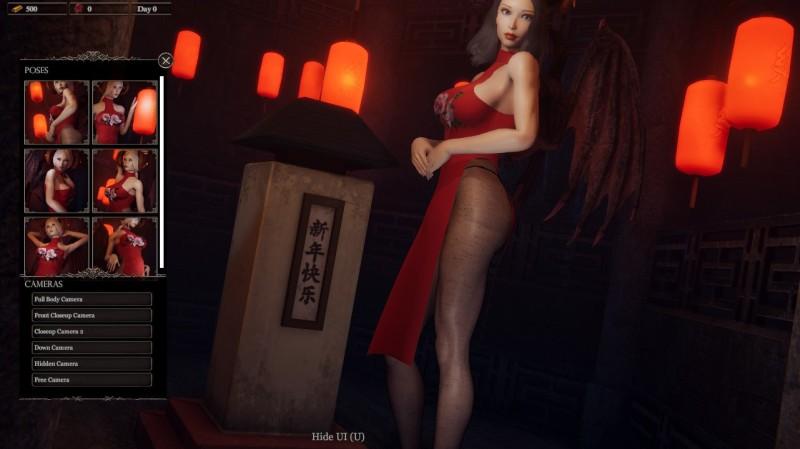 День святого Валентина и Китайский Новый год в She Will Punish Them