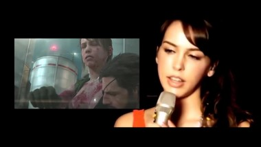 MGSV - Quiet Theme and Ending with Stefanie Joosten [Музыкальное видео]