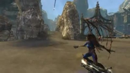 "Unreal Tournament 3 ""Fusrodah (Skyrim) Redeemer"""