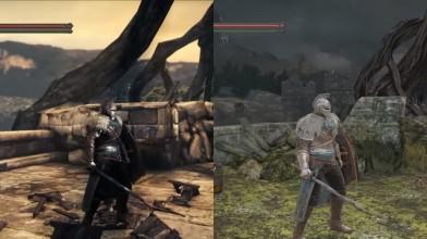 Как изменился внешний вид Dark Souls 2 после выхода