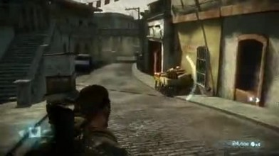 """Army of Two: The Devil's Cartel """"Геймплей Balcony Battle"""""""