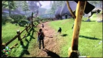 "Fable 2 ""GDC Developer Walkthrough 2"""