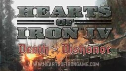 Дополнение Death or Dishonor анонсировано для Hearts of Iron 4