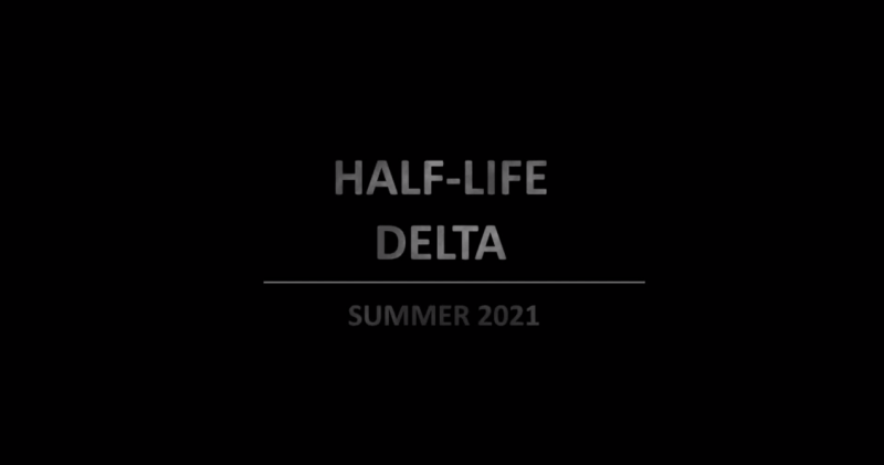 Half-Life: Delta - релиз DEMO модификации, которая была в разработке 10 лет
