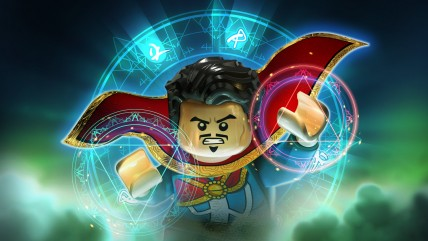 Вышло дополнение All-New, All-Different Doctor Strange Pack