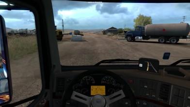 American Truck Simulator - Штат Юта: Дорога к Голодному Водохранилищу. Геймплей