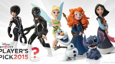 Голосуйте за нового персонажа для Disney Infinity 3.0