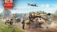 War Thunder Прорыв на Польше