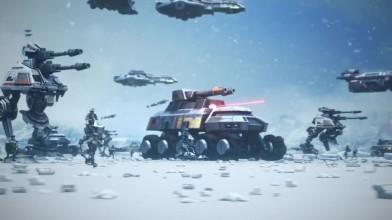 "Star Wars: Commander ""Трейлер обновления The Force Awakens"""