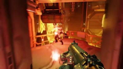 DOOM Trailer Remastered