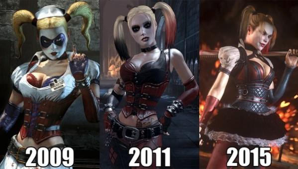 порно игровые персонажи