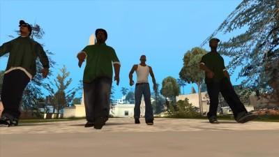 Ретро Обзор - GTA San Andreas
