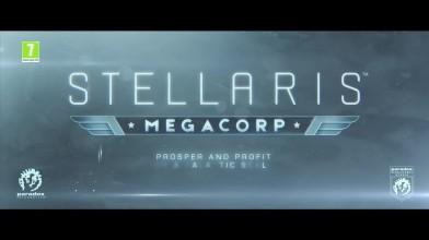 Stellaris: Megacorp - Трейлер аддона