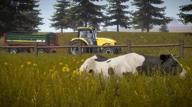 Pure Farming 2018 - Трейлер сельскохозяйственного симулятора