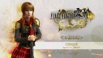 Final Fantasy Type-0 HD - ����� �����, ����������� ���������� Cinque