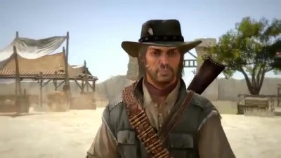 Red Dead Redemption RAP - Dan Bull
