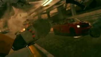"Ridge Racer Unbounded ""Destructible Environments Trailer #2"""