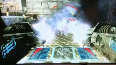 "Project Origin ""E3 2008: Cam Gameplay Teaser"""