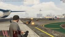 ������������ Grand Theft Auto 5 (GTA V): ���-���/Cheat-Mode (�������������� ����� / Gravity Gun)