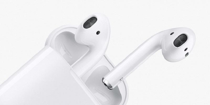 Наушникам Apple AirPods 2 потребуется всего 15 минут