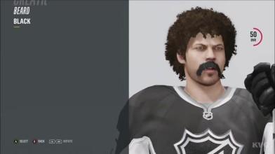 NHL 18 - Настройка | Создание игрока (HD)
