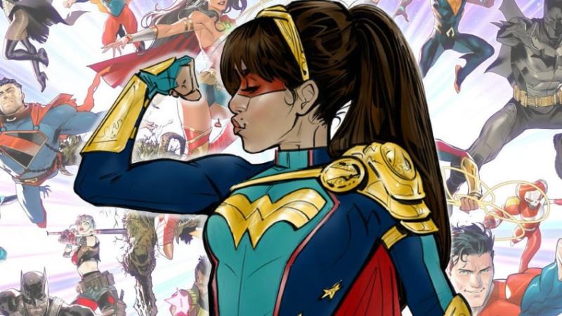 The CW готовит сериал с латиноамериканской женщиной-супергероем