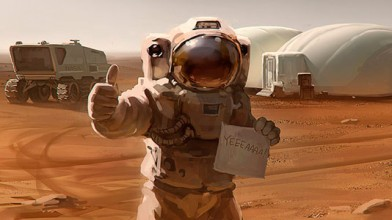 Stranded: Mars One - Android-версия не за горами