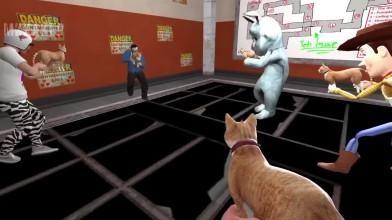 Garry's Mod Смешные моменты (перевод) #167 - Коты как оружие (Гаррис Мод Deathrun)