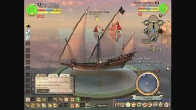 "Pirates of the Burning Sea ""Ship Shape Gameplay"""