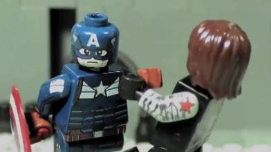 LEGO Captain America: The Winter Soldier Warfare