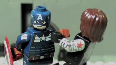 LEGO Captain America: The Winter Soldier Warfare
