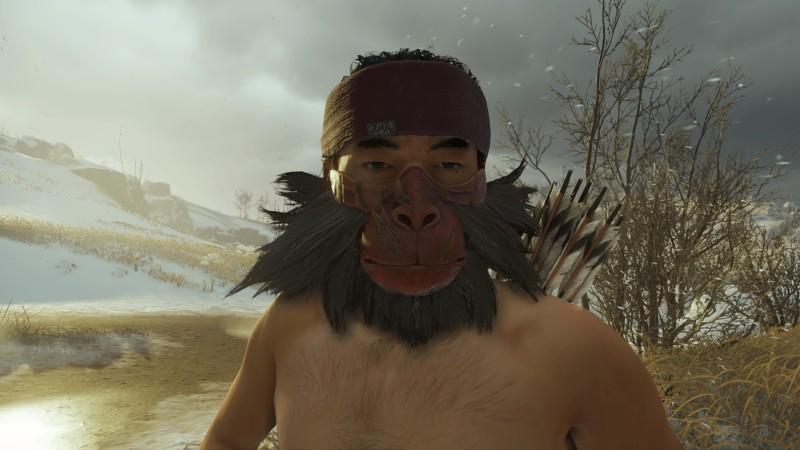 Бегать голышом на морозе в маске бабуина и шапке Second Son - одно из немногих развлечений в игре.