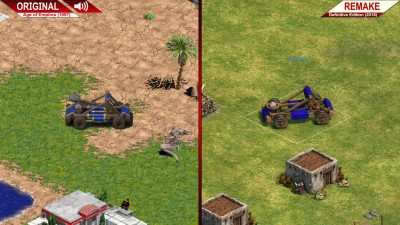 Сравнение | Age of Empires vs. Age of Empires: Definitive Edition | 2018 | ULTRA | PC
