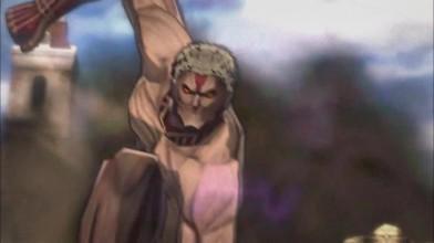 Первые кадры игрового процесса из Attack on Titan 2: Future Coordinates